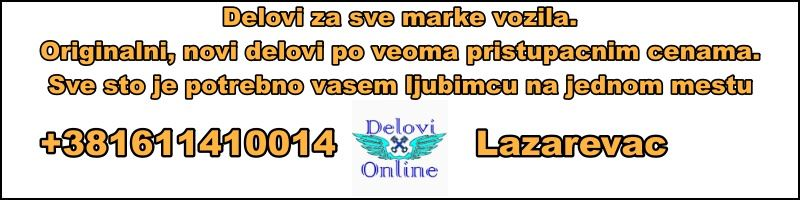 Delovi online