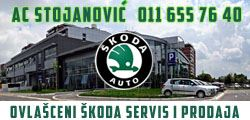 Skoda servis i prodaja Stojanovic