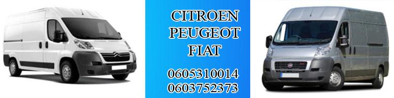 Polovni delovi Citroën Peugeot Fiat