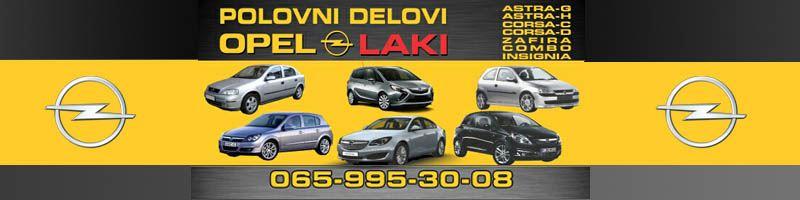 Opel polovni delovi