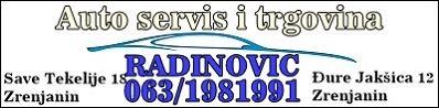 Servis Radinovic