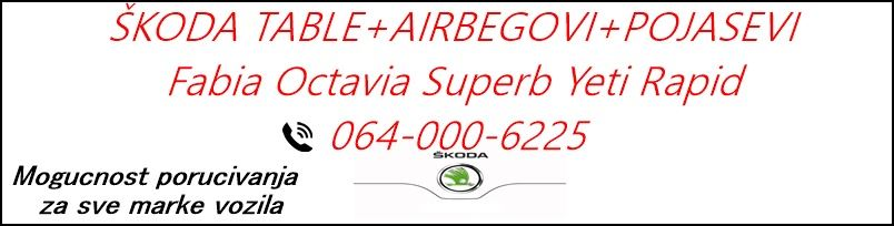 Dragan Skoda airbag