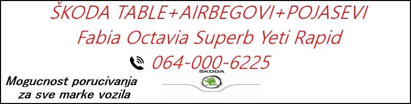 Dragan Skoda airbag