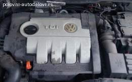 2.0 TDI MOTOR 81KW PASATB6 GOLF6