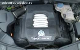 2.8 v6 motor i delovi motora