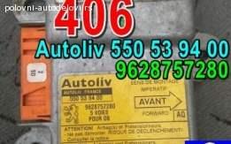 AirBag CENTRALA 406 Peugeot Sagem 9628757280
