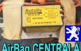 AirBag CENTRALA Autoliv 550 40 42 00 Peugeot 9623738080