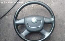 Airbag volana Škoda Fabia 2 restajling