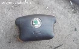 Airbag volana Škoda SuperB 1