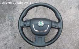 Airbag volana Škoda SuperB