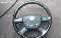 Airbag volana Škoda Yeti