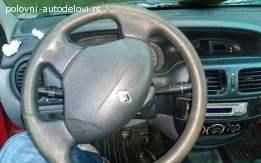 Airbag volana za Renault vozila