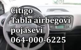 Airbegovi  Škoda Citigo