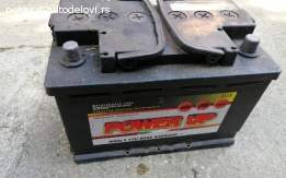 Akumulator 12v 80Ah