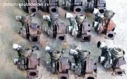 Alfa Fiat turbine turbina 85kw