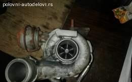 Alfa Romeo 1.9jtd turbina