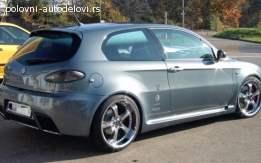 Alfa Romeo 147/156 kompletan auto udelovima