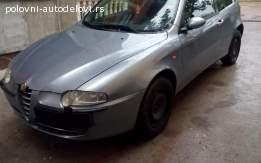 Alfa Romeo 147  polovni delovi