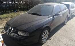 Alfa Romeo 156 1.9jtd delovi