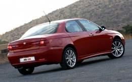 Alfa Romeo 156/147 kopletan auto u delovima