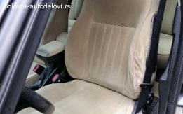 Alfa Romeo 156 karavan komplet enterijer sa tapacirima