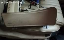 Alfa Romeo 159 airbag nogu kod vozaca