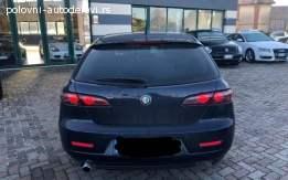 Alfa Romeo 159 gepek karavan