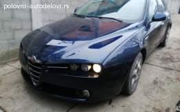 Alfa Romeo 159 soferka