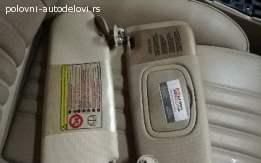 Alfa Romeo 159 suncobrani