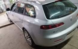 Alfa Romeo 159 zadnji branik