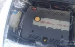 Alfa Romeo 2.0jts motor