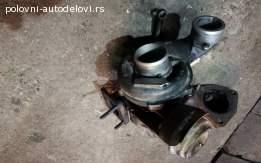 Alfa Romeo 2.4jtd turbina