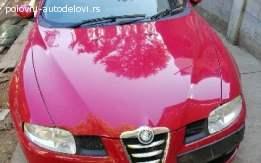Alfa Romeo GT prednji soferka