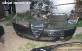 Alfa Romeo karoserija i limarija 147/156