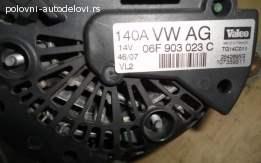 Altelnator 140 A
