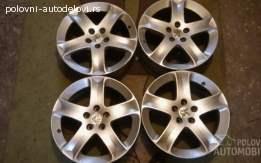 "Aluminijumske felne Peugeot 17"" 5 x 108"