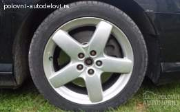 "Aluminijumske felne Peugeot/Citroen 17"" 5 x 108"
