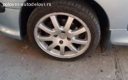 Aluminijumske felne Peugeot