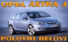 Astra J Polovni Delovi