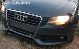 Audi A-4 2.0 common rail