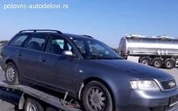 Audi A-6 polovni delovi