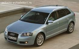 Audi A3 polovni delovi