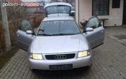 Audi a3 sve od delova