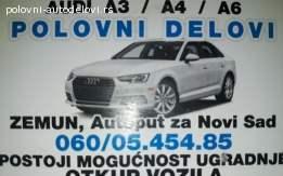 Audi a4 menjac 6 brzina
