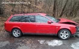 Audi A6 C5 1.8t delovi