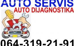 Auto Mehaničar Auto Servis Vasić ŠABAC +381-64-319-2-191