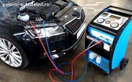 auto servis i punjenje auto klime LUGI SAN