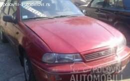 auto u delovima od 1987. do 1999. god.