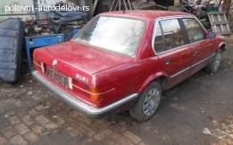 BMW  318  ZA DELOVE
