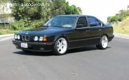 BMW 5 kompletan auto u delovima